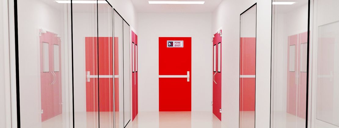 fire rated doors installation cost